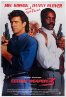"""Lethal Weapon 3"" 27x40 Movie Poster at PristineAuction.com"