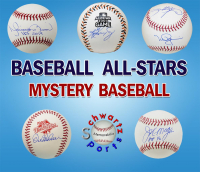Schwartz Sports Baseball All Stars Signed Baseball Mystery Box - Series 1 (Limited to 100) at PristineAuction.com