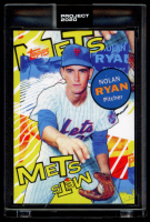 Nolan Ryan 2020 Topps Project 2020 #263 / Tyson Beck (Project 2020 Encapsulated) at PristineAuction.com