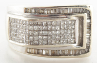2.33ct Diamond Ring 14kt White Gold (Heritage Appraisal) at PristineAuction.com