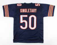 "Mike Singletary Signed Jersey Inscribed ""HOF 98"" (PSA COA) at PristineAuction.com"