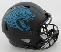 James Robinson Signed Jaguars Full-Size Eclipse Alternate Speed Helmet (Beckett COA) at PristineAuction.com