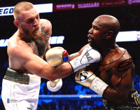 Floyd Mayweather Jr. Signed 8x10 Photo (Beckett COA) at PristineAuction.com