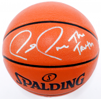 "Paul Pierce Signed NBA Game Ball Series Basketball Inscribed ""The Truth"" (Fanatics Hologram) at PristineAuction.com"