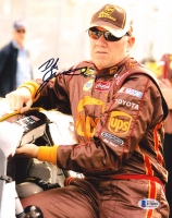 Dale Jarrett Signed NASCAR 8x10 Photo (Beckett COA) at PristineAuction.com