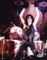 Alice Cooper Signed 8x10 Photo (Beckett COA) at PristineAuction.com