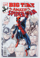 "Stan Lee Signed 1998 ""The Amazing Spider-Man"" #648 Marvel Comic Book (JSA COA & Lee COA) at PristineAuction.com"