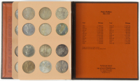 Complete 1921-1935 Peace Dollar Collection at PristineAuction.com