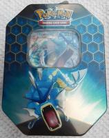 Pokemon TCG: Hidden Fates Tin - Gyarados at PristineAuction.com