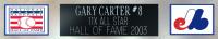 Gary Carter Signed 35x43 Custom Framed Jersey (JSA COA) at PristineAuction.com