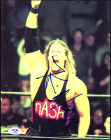 Kevin Nash Signed WWE 8x10 Photo (PSA Hologram) at PristineAuction.com