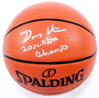 "Dwyane Wade Signed NBA Game Ball Series Basketball Inscribed ""2006 NBA Champs"" (Fanatics Hologram) at PristineAuction.com"