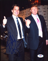 Bill Rancic Signed 8x10 Photo (PSA Hologram) at PristineAuction.com