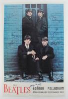 Paul McCartney, George Harrison & Ringo Starr Signed The Beatles 24x36 Poster (JSA ALOA) at PristineAuction.com