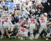Marcus Allen Signed Penn State Nittany Lions 16x20 Photo (JSA COA) at PristineAuction.com