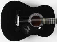 Post Malone Signed Full-Size Acoustic Guitar (JSA COA) at PristineAuction.com