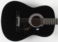 Dwight Yoakam Signed Full-Size Acoustic Guitar (JSA COA) at PristineAuction.com