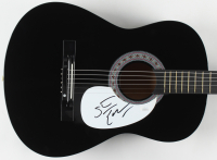 Steve Earle Signed Full-Size Acoustic Guitar (JSA COA) at PristineAuction.com