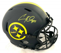Cameron Heyward Signed Steelers Full-Size Authentic On-Field Speed Helmet (Beckett COA) at PristineAuction.com