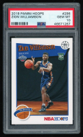 Zion Williamson 2019-20 Hoops #296 (PSA 10) at PristineAuction.com