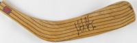 Martin Brodeur Signed Devils Logo Hockey Stick (YSMS COA) at PristineAuction.com