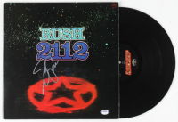 "Geddy Lee Signed ""2112"" Vinyl Record Album (PSA Hologram) at PristineAuction.com"