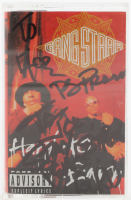 "Guru & DJ Premier Signed Gang Starr Cassette Tape Inscribed ""Stay Strong, Peace"" (Beckett LOA) at PristineAuction.com"