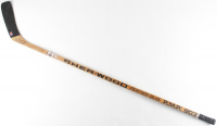 Adam Oates Signed Game-Used Sher-Wood Full-Size Hockey Stick (YSMS COA) at PristineAuction.com