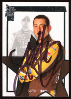 Kyle Busch Signed 2008 Press Pass VIP National Convention Promo #4 (JSA COA) at PristineAuction.com