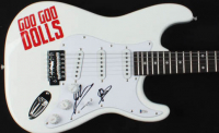 John Rzeznik & Robby Takac Signed Goo Goo Dolls Full-Size Electric Guitar (Beckett COA) at PristineAuction.com