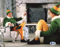 "Bob Newhart Signed ""Elf"" 8x10 Photo Inscribed ""From Papa Elf"" (Beckett COA) at PristineAuction.com"