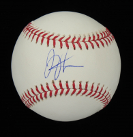 Joey Votto Signed OML Baseball (Beckett COA) at PristineAuction.com