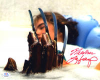 "Heather Langenkamp Signed ""A Nightmare on Elm Street"" 8x10 Photo (PSA COA) at PristineAuction.com"