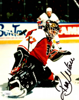 Ron Hextall Signed Flyers 8x10 Photo (JSA COA) at PristineAuction.com