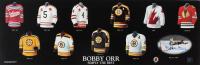Bobby Orr Signed 10x30 Photo (Orr COA) at PristineAuction.com
