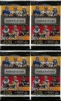 Lot of (4) 2018 Panini Rookies & Stars Football Retail Packs at PristineAuction.com