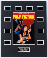 """""""Pulp Fiction"""" LE 8x10 Custom Matted Original Film / Movie Cell Display at PristineAuction.com"""