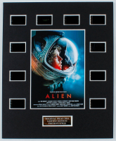 """""""Alien"""" LE 8x10 Custom Matted Original Film / Movie Cell Display at PristineAuction.com"""