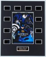 """Batman Returns"" LE 8x10 Custom Matted Original Film / Movie Cell Display at PristineAuction.com"