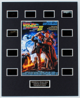 """""""Back To The Future III"""" LE 8x10 Custom Matted Original Film / Movie Cell Display at PristineAuction.com"""