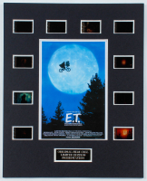"""""""E.T."""" LE 8x10 Custom Matted Original Film / Movie Cell Display at PristineAuction.com"""