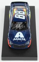 Alex Bowman Signed 2020 NASCAR #88 Axalta - 1:24 Premium Action Diecast Car (PA COA) at PristineAuction.com