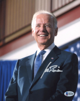 Joe Biden Signed 8x10 Photo (Beckett COA) at PristineAuction.com