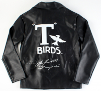 "John Travolta Signed ""Grease"" T-Birds Jacket Inscribed ""Danny Zuko"" (PSA Hologram) at PristineAuction.com"
