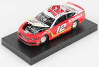 Ryan Blaney Signed 2020 NASCAR #12 Bodyarmor - 1:24 Premium Action Diecast Car (PA COA) at PristineAuction.com