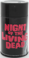 Night of the Living Dead Lunchbox & Thermos Signed by (18) With George A. Romero, John A. Russo, Russell Stienr, Judith O'Dea, S. William Hinzman, Judith Ridley, Kyra Schon, George Kosana, Joseph Unitas, Charles Craig & Herbert Summer (Beckett LOA) at PristineAuction.com