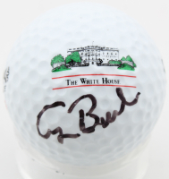 "George H. W. Bush Signed ""The White House"" Golf Ball (Beckett LOA) at PristineAuction.com"