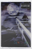 "Eminem Signed ""The Slim Shady LP"" Cassette Tape (Beckett LOA) at PristineAuction.com"