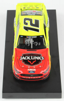 Ryan Blaney Signed 2020 NASCAR #12 Menards - 1:24 Premium Action Diecast Car (PA COA) at PristineAuction.com