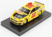 Ryan Blaney Signed 2019 NASCAR #12 Pennzoil - Darlington - 1:24 Premium Action Diecast Car (PA COA) at PristineAuction.com